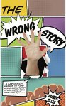 The Wrong Story by James Ellis