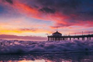 Fire-Diver's Pier