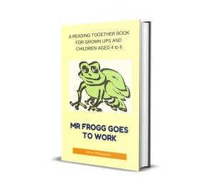 frogg - 3d book